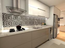 design interiores cozinha JA