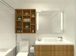 design interiores banheiro JA