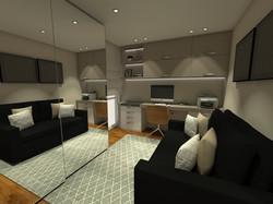 design interiores escritório LA