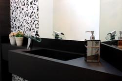 design interiores lavabo BC