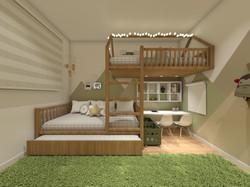 design de interiores quarto infantil