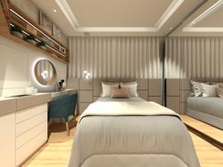 design interiores suite JA