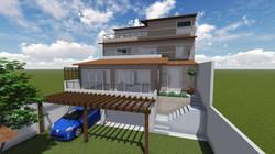 arquitetura residência ML