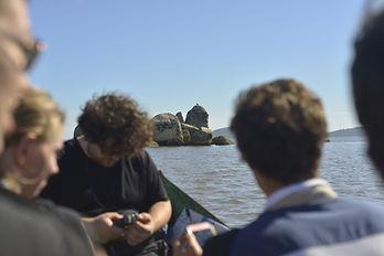 Registros da expedição à Ilha Sonora