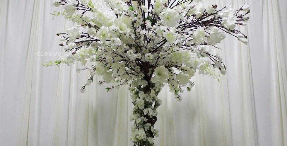 Magnolia flower Trees table Centerpiece tree CT009