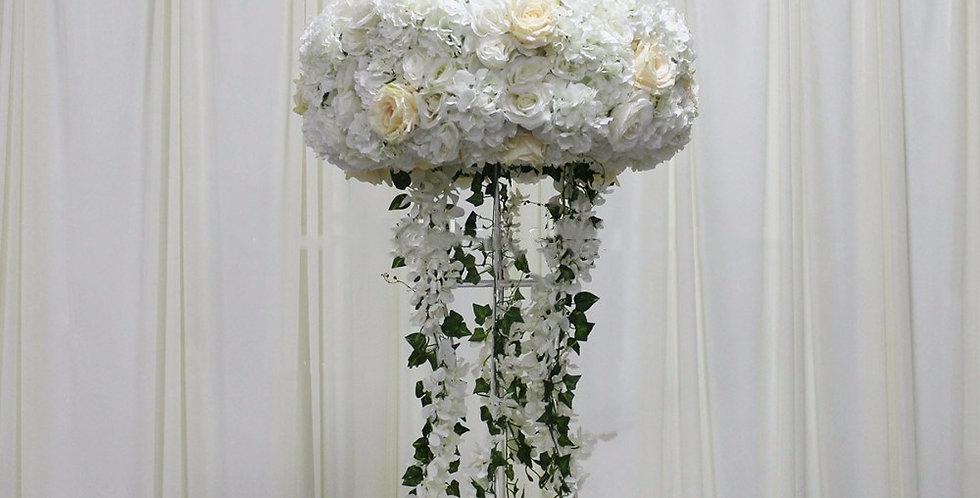 Wedding flower stand centerpieces WD040