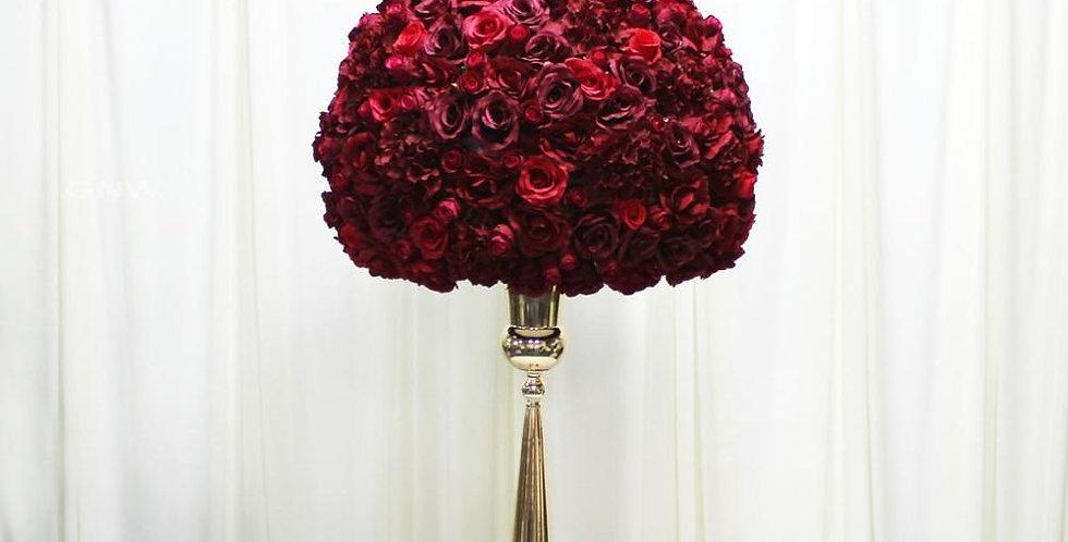 Wedding flower stand centerpieces WD058