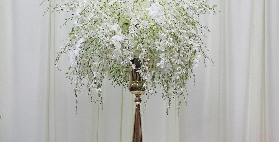 Wedding flower stand centerpieces WD042
