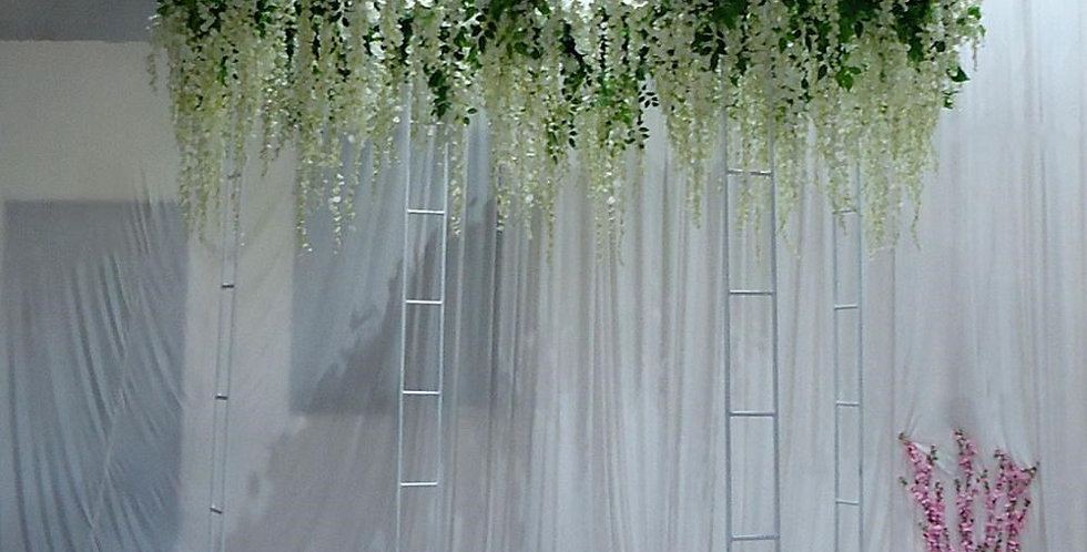 High quality artificial wisteria flower arch arrangements WD005