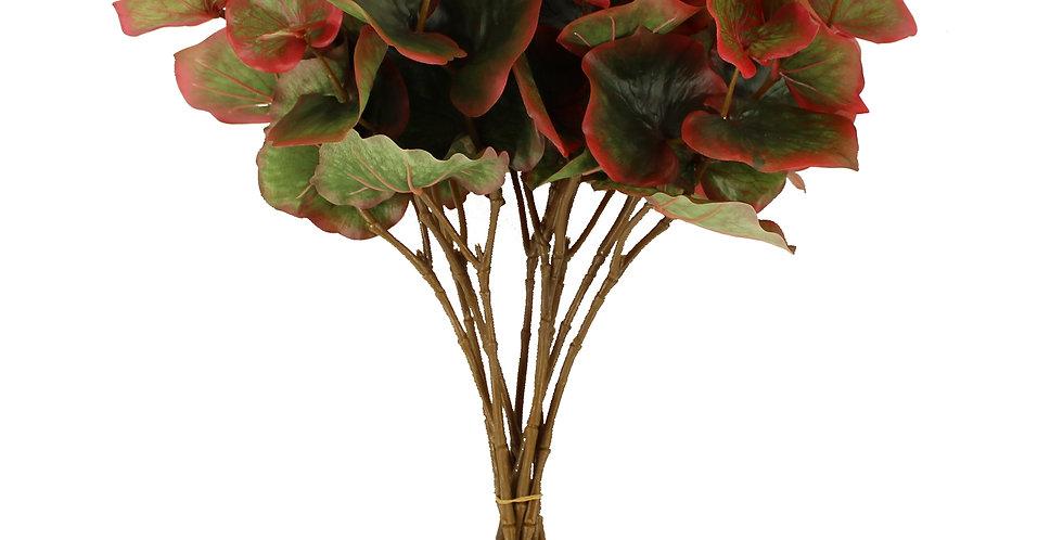 Lotus Branch artificial wall,flower arrangement Autumn color(package of 10)