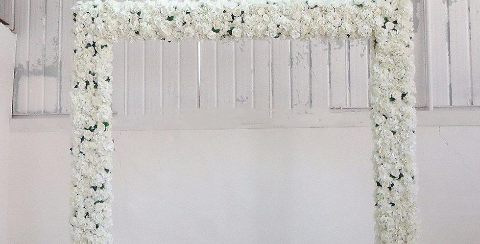Customized wedding arch flower wedding decoration WD017