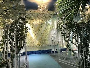 wedding flower wedding decro