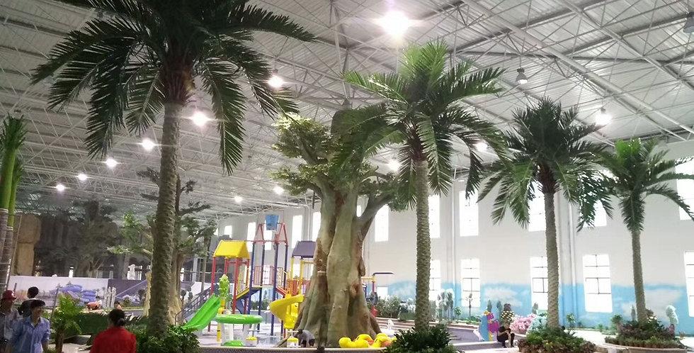 Artificial palm tree PLAM007