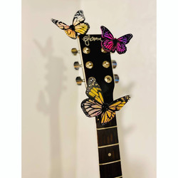 Acoustic Butterflies Kurkjy X Dozer head