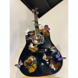 Acoustic Butterflies Kurkjy X Dozer up