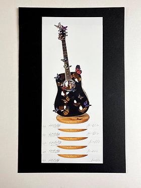 Acoustic Butterflies Limited Edition Fine Art Print
