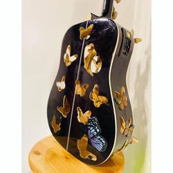 Acoustic Butterflies Kurkjy X Dozer back