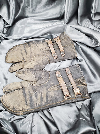 WWII US MOTORCYCLE TRIGGER GLOVES