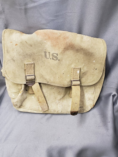 WWII US MUSETTE BAG