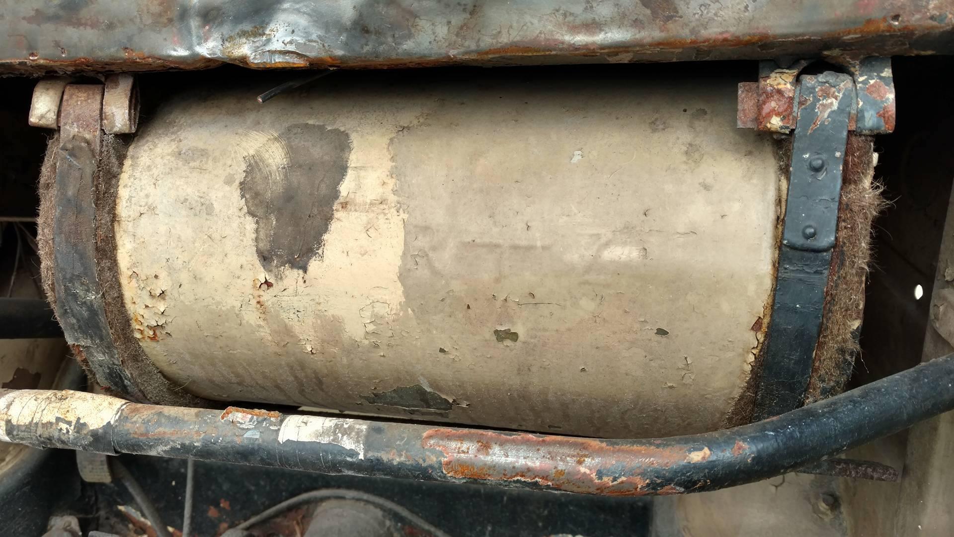 WWII VW Kubelwagen Restoration