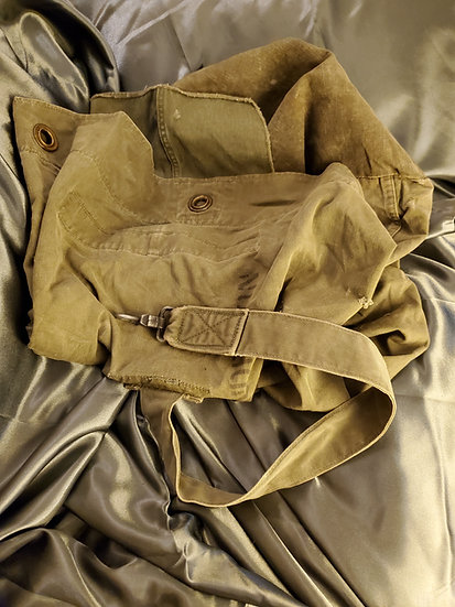 WWII US DUFFLE BAG