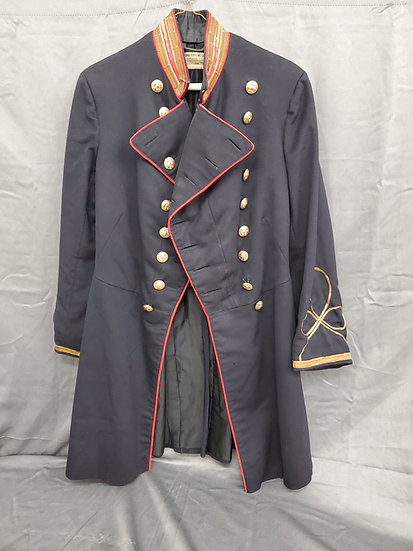 1902 MODEL ENGINEER OFFICER COAT
