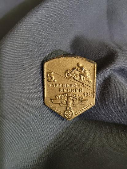 WWII GERMAN NSKK STICK PIN
