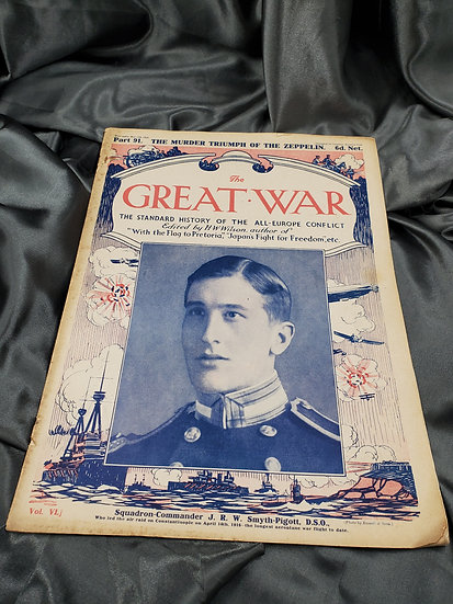 1916 DATED GREAT WAR PERIODICAL