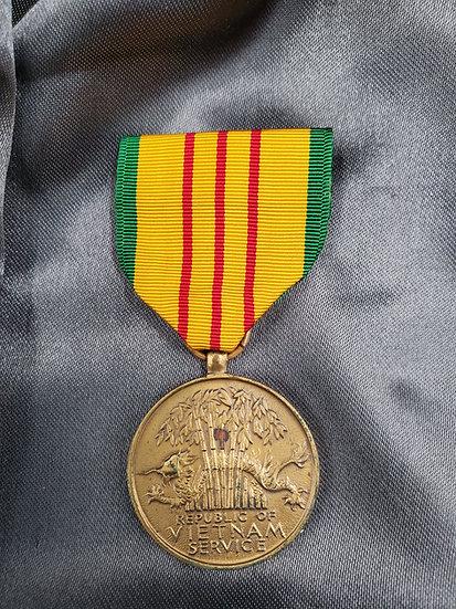 VIETNAM ERA SERVICE MEDAL