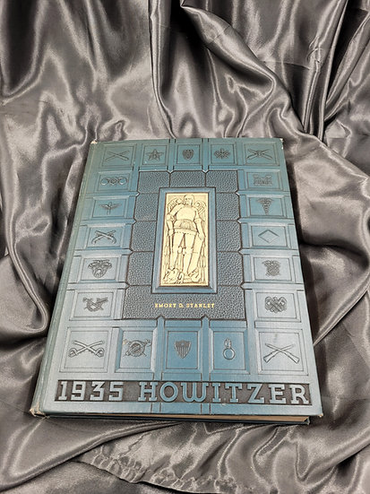 1935 WEST POINT ACADEMY YEARBOOK