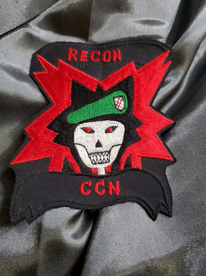 VIETNAM RECON CCN PATCH