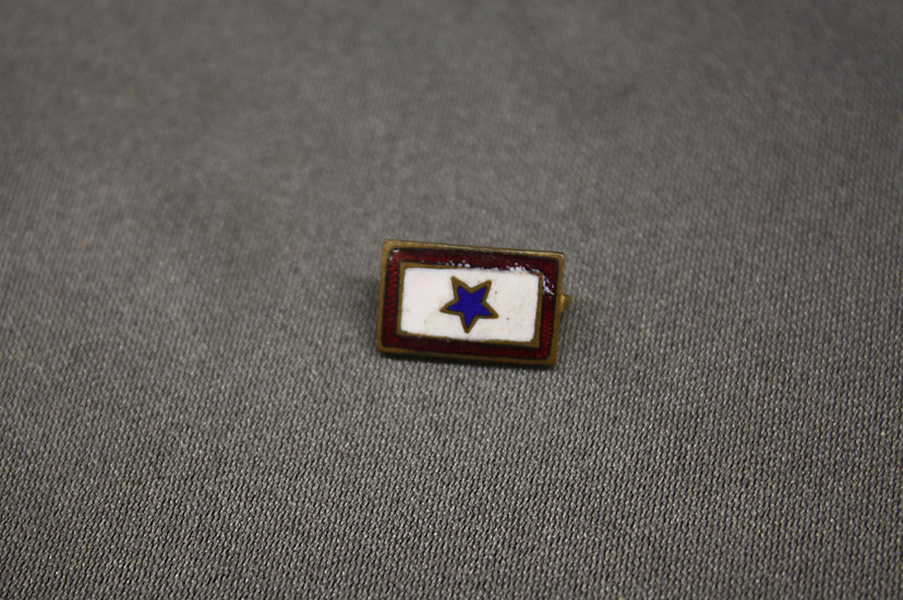 WWI Sweetheart Pin - Son in Service