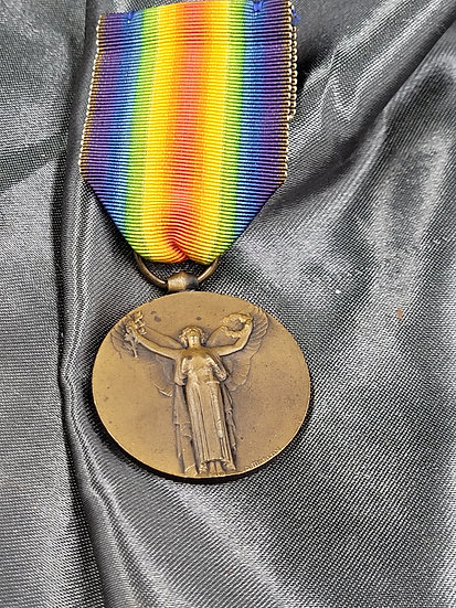 WWI FRANCE VICTORY MEDAL