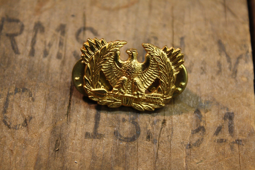WWII Warrant Officer DI