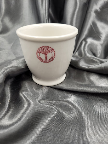 WWII ERA OR POST US MEDICAL DEPARTMENT SHAVING CUP