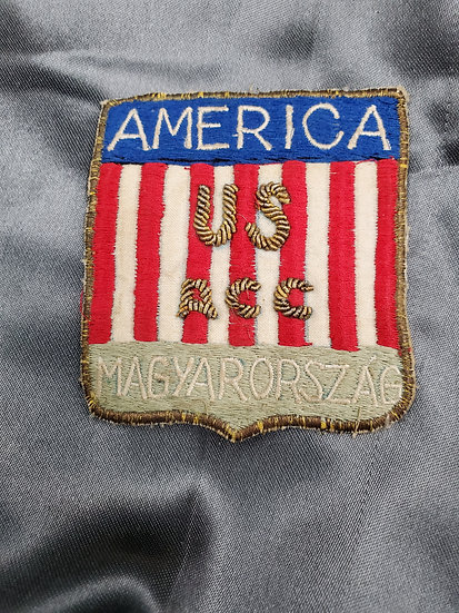 HUNGARY ACC MAGYARORSZAG PATCH