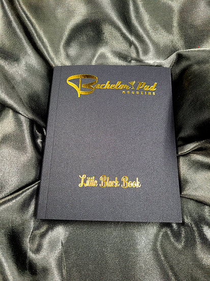 BACHELOR PAD MAGAZINE'S LITTLE BLACK BOOK