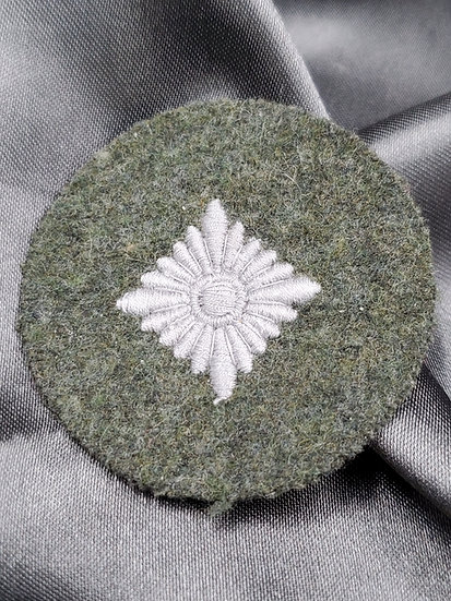 WWII GERMAN CLOTH PIP