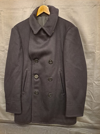 1950'S US NAVY ISSUED PEACOAT