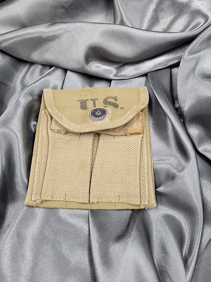 WWII US MAG POUCH