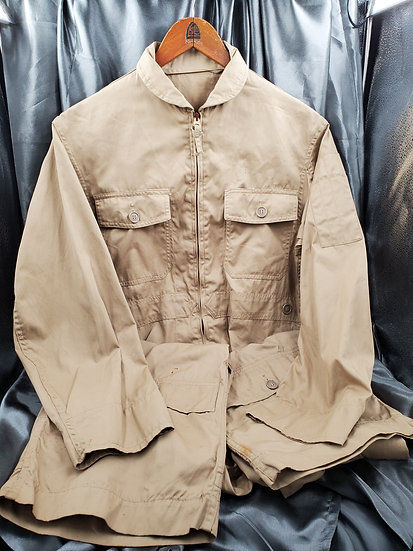 WWII US AIR CORPS SUMMER TYPE FLIGHT SUIT