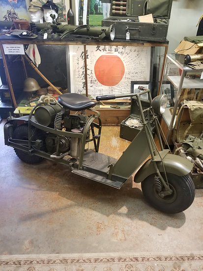 CUSHMAN MOTOR SCOOTER...NEW PRICE!