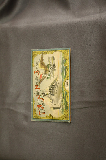 The Army Navy Sewing Needle Book