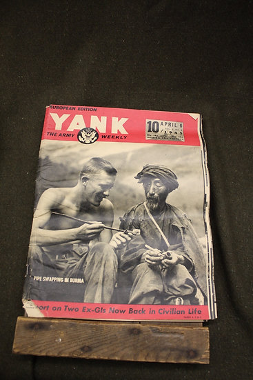 YANK! Magazine with Lucille Ball