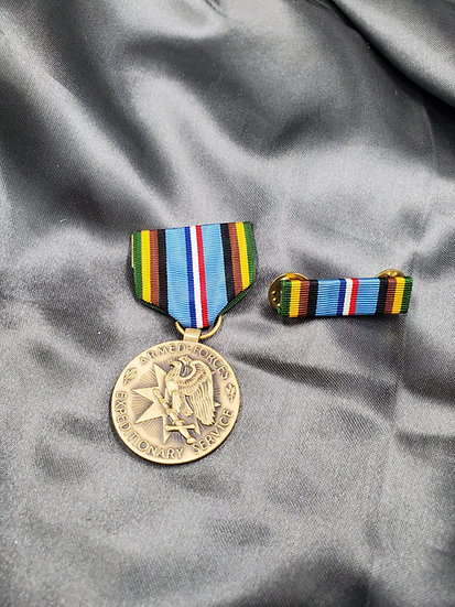 VIETNAM WAR EXPEDITIONARY FORCES MEDAL