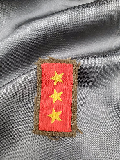 WWII JAPANESE ARMY SUPERIOR PRIVATE INSIGNIA