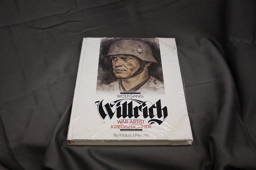 Collectible Book - Wolfgang Willrich, War Artist