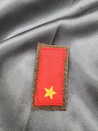 WWII ERA JAPANESE ARMY SECOND CLASS INSIGNIA