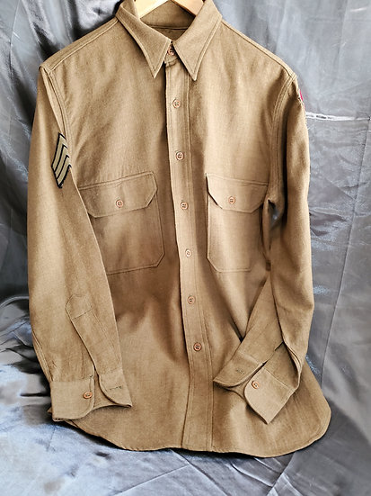 WWII US ARMY SHIRT