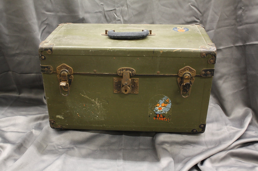 WWII Era Graflex Camera Case